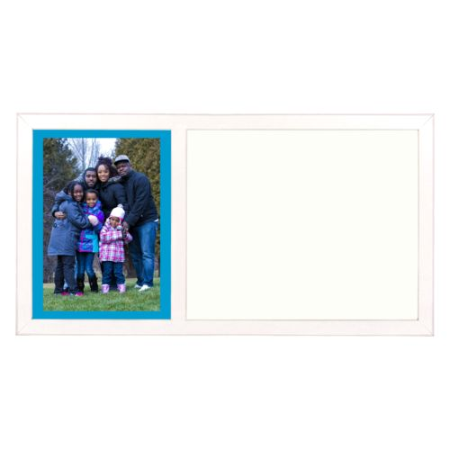 Personalized white board personalized with photo